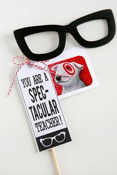 You Are A SPEC-TACULAR Teacher | Teacher Gifts