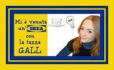 Mi è venuta un'IKEA DI NATALE con la tazza GALL: Il presepe in tazza! (N...
