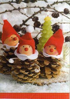Bastelhits fur Kids KH 101 - Weihnachtlicher Bastelspass . Обсуждение на LiveInternet - Российский Сервис Онлайн-Дневников