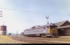 RailPictures.Net Photo: Canadian Pacific Railway Budd RDC at Magog, Quebec, Canada by Donald Haskel