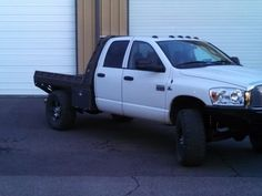 Photo: Uploaded from the Photobucket Android App. This Photo was uploaded by himarker Custom Flatbed, Custom Truck Beds, Custom Trucks, Flatbeds For Pickups, Welding Beds, Flat Bed, Pickup Trucks, Dodge, 4x4