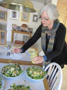 lemon miso salad dressing