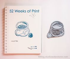 52 Weeks of Print: 26/52