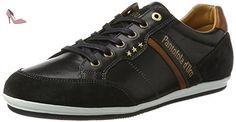 Pantofola d'Oro  Roma Uomo Low, Basses homme - noir - Schwarz (Black), - Chaussures pantofola doro (*Partner-Link)