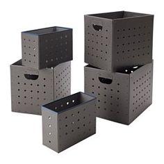 Коробки и корзины - Контейнеры для хранения - IKEA