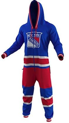 New York Ranger Onesies Adult and Youth e39c6fcbb
