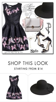 """SheIn 8/10"" by fashion-pol ❤ liked on Polyvore"