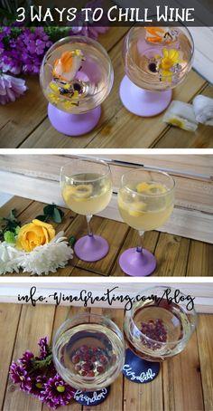 Chilling Wine Ideas DIY