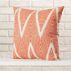 Found it at Wayfair - Cotton Throw Pillow
