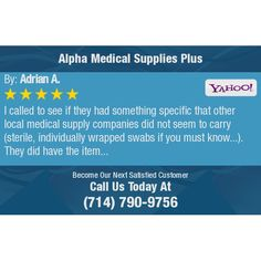 24 Best Alpha Medical Supplies Plus images in 2019   Business