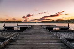 How to Edit a Sunset Landscape Photo in Lightroom  http://loadedlandscapes.com/sunset-landscape-photo-lightroom/