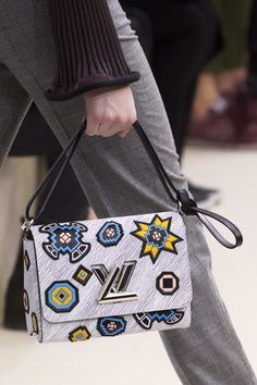 36bfa20f375b A closer look at the leather goods from the Louis Vuitton Women's Fall 2015  Fashion Show