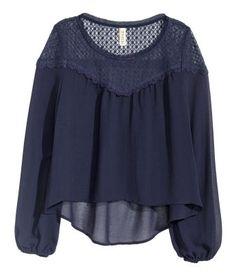 Mujer | Camisas y Blusas | H&M CL