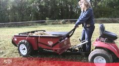 Millcreek Spreader Options - Every one of our spreaders has everything you need to get the job done right, but you might want one of our options (such as an end-gate). Watch this to learn more!