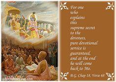 From Bhagavad Gita
