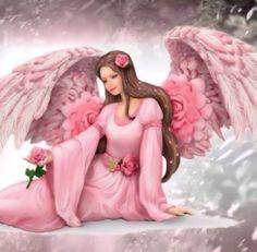 Angel in Pink | ❀∘Pinterest: llexxus