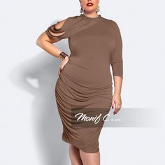 900460cdd83e Spotted while shopping on Poshmark  Monif C fitted dress!  poshmark  fashion