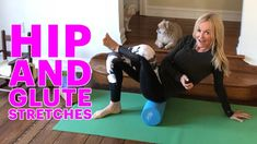 How To Stretch Your Hips | Relieve Hip And Lower Back Pain. 2 minute instruction.