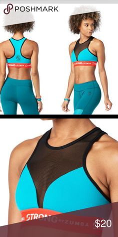 Large STRONG by Zumba Halter Top Black sz XS Small XL ~ New! Medium