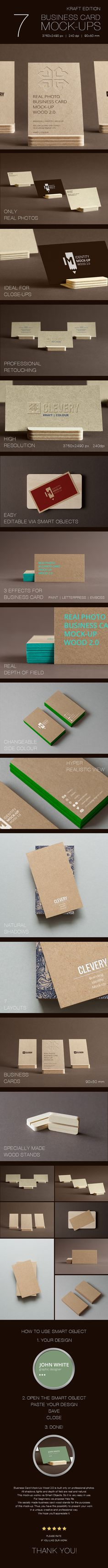 Freebie – Hipster Business Card PSD Template #businesscard #freebies ...