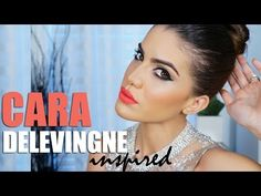 ▶ Make Cara Delavigne - YouTube