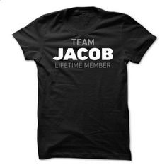 Team Jacob - #design t shirt #awesome hoodies. I WANT THIS => https://www.sunfrog.com/Names/Team-Jacob-dmgxo.html?60505
