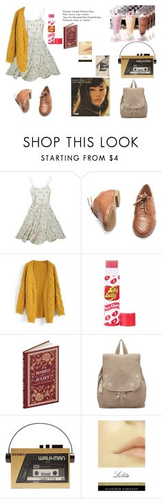 """the modest nymphet"" by daisynymphet ❤ liked on Polyvore featuring Joe Browns, Chicwish, Jelly Belly, Calle, TOMS, Sarah's Bag, Nook, Spy Optic and vintage"