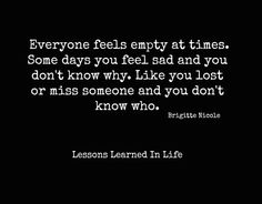 Yoga Videos, Classes & More - Streaming Sad Quotes, Great Quotes, Quotes To Live By, Life Quotes, Inspirational Quotes, Qoutes, Feeling Empty, Feeling Sad, Mantra