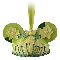 Your WDW Store - Disney Ears Ornament - Princess Tiana
