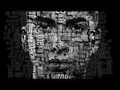 (43) Photoshop Tutorial: How to Create a Powerful Text Portrait from a Photo - YouTube