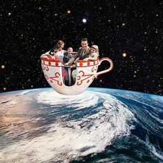 Storm in a Cup by Eugenia Loli