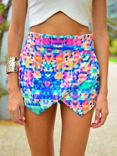 Stylish Tetris Skirt