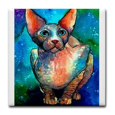 Sphynx Art..I actually own one of these and LOVE it!   ~Brittney