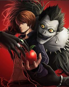 Death Note Artwork I Am Not Picky