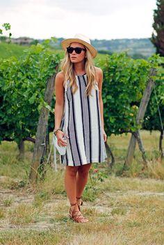 Tuscany Striped Style