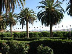 Riverside California citrus park