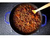 Dukan Diet Beef Chili recipe