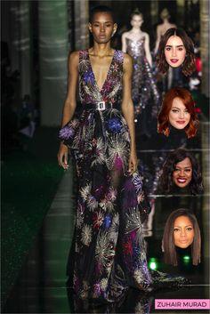 Palpites de looks pras atrizes no tapete vermelho do Oscar! - Fashionismo