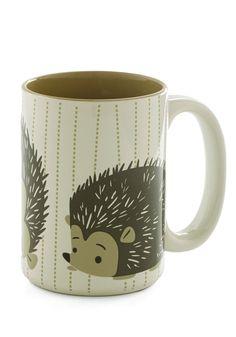 Coffee is Critter-cal Mug | Mod Retro Vintage Kitchen | ModCloth.com