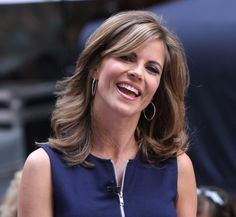 Natalie+Morales+Divorce   ... threatens to divorce him if Natalie Morales is promoted: Viewing Photo Matt Lauer Wife, Natalie Morales, News Anchor, Aging Gracefully, Clothes Horse, Divorce, Brown Hair, Hair Makeup, Hair Cuts