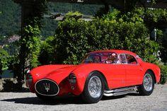 1953 Maserati A6GCS Berlinetta Pinin Farina