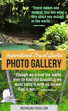 Dominica s Kalinago Territory Carib Indian Village #0: 1d520da7dc855f3c4e2bca127a813f4d inspirational travel quotes robert frost