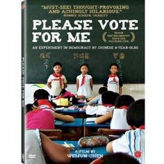 Please Vote for Me (2007) 55min: is probably the funniest documentary I've ever seen. It's about third graders in china running for hall monitor and things get intense!!