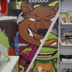 Toy Fair 2014 Kidrobot TMNT 021