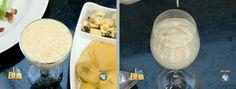 Discoteka   by Teka: Receita: Sorvete de banana