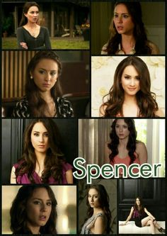 Spencer - Pretty Little Liars