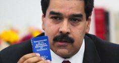 """¡VENEZUELA ENTRA FORMALMENTE EN DICTADURA!  """"La Constitución ha sido sustituida por el Decreto de Estado de Excepción"""""""