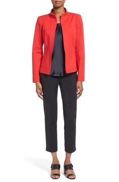 Lafayette 148 New York Jacket & Slim Leg Pants