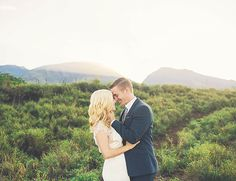 """""""Day After"""" Maui Wedding Photos - Inspired By This-stunning backdrop"""