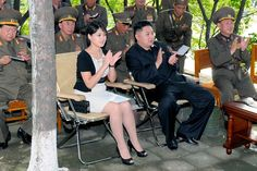 North Korea's First Lady Sports Dior Purse Despite Nationwide Food Shortages